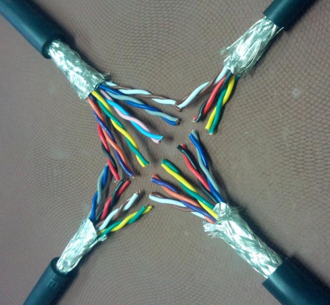 通讯阻燃电缆MHYVA10*2*0.8百通一舟价格