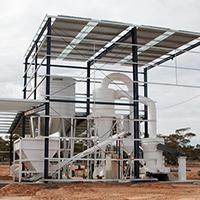 方解石矿制粉 高三斜霞石欧式磨粉机操作