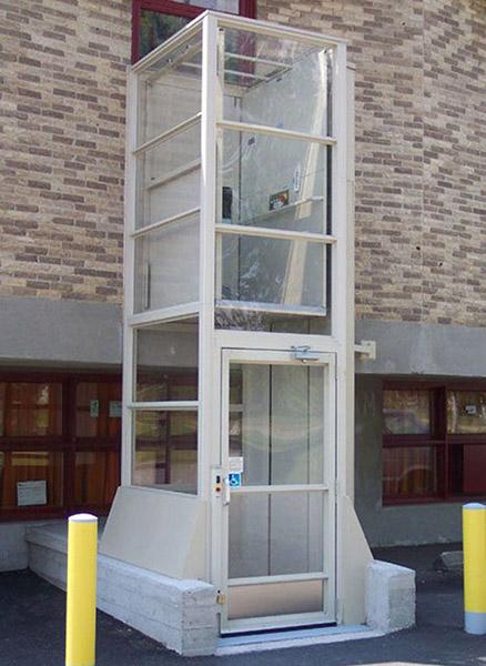 专业定制小型家用观光电梯、别墅复式楼电梯