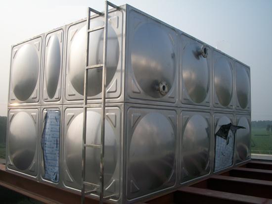 大连不锈钢水箱