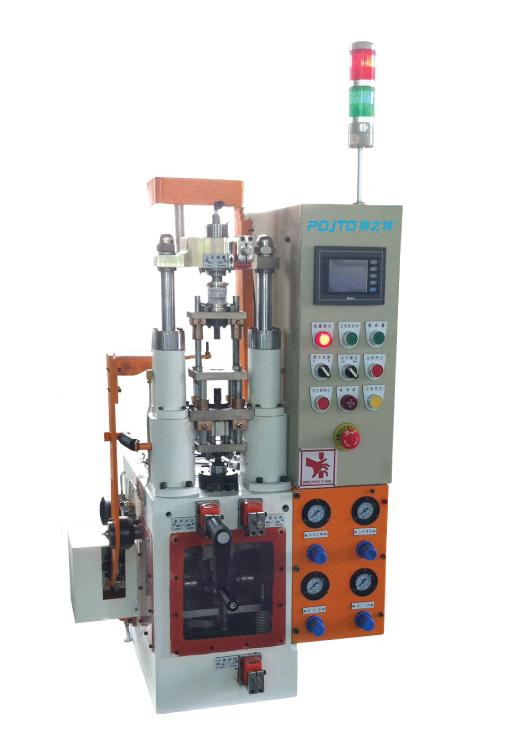 供应批发自动粉末成型机 机械式粉末压机 粉末冲压设备