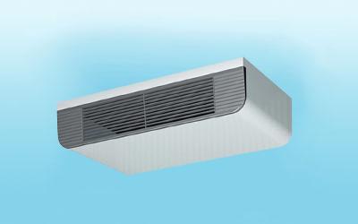 跃鑫冷暖 中央空调 卧式明装风机盘管机组