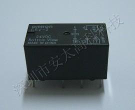 欧姆龙继电器g5v-2-24vdc原装新货