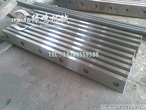 供应液压剪板机刀片|QC12Y-6*2500刀片|1300*80*20剪板机刀片