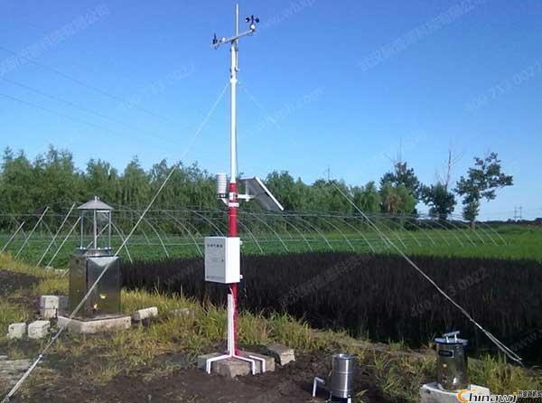 北京便携式PH-1 自动气象站
