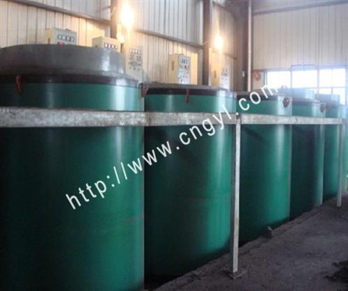 井式氮化气体炉厂家 井式氮化气体炉 买电