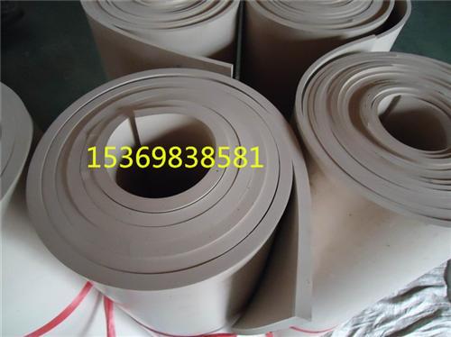 河北华翔专业生产销售白色橡胶板 货真价实