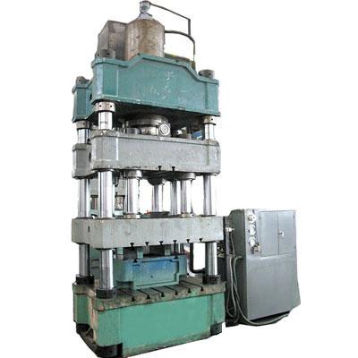 双动薄板拉伸液压机-精度高材质好经济实用