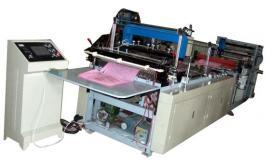 无纺布拉链袋制袋机-瑞安市江泰机械厂