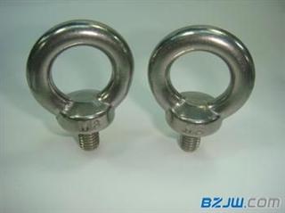 英制不锈钢吊环螺丝(吊环螺钉)