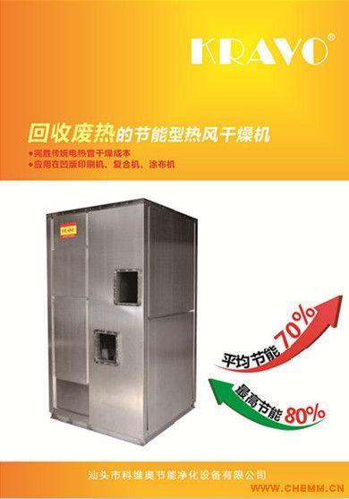 凹印机专用超级热风干燥机