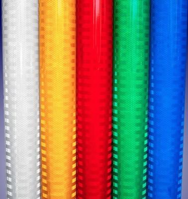 超强级反光膜 DM7600 国标四类交通膜标志牌贴膜膜材料