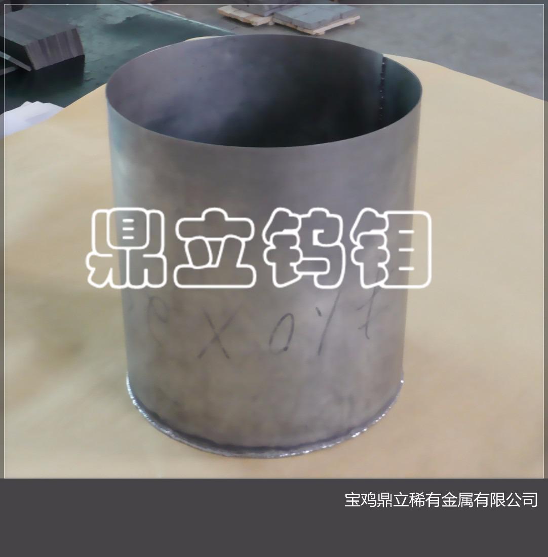 焊接钼坩埚 稀土冶炼用钼坩埚