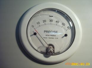 指针式压差仪60Pa(图)