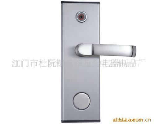 酒店IC卡门锁,酒店感应门锁,酒店电子门锁