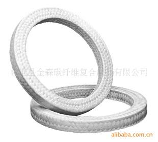 纯PTFE纤维填料环