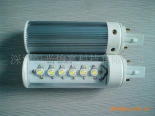 led节能灯,G24,G23,E27led横插灯,大功率5*