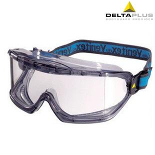 代尔塔眼镜/防护眼镜/全方位防护/防化学物冲击/101104