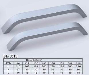 提供优质铝合金、锌合金材质的橱柜拉手、浴柜拉手、抽屉拉手等