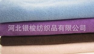 涤锦复合丝面料 超细纤维涤锦复合材料 吸水坯布 擦车毛巾布
