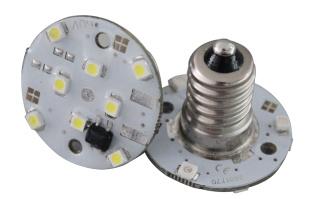 E14汽车灯LED车尾灯11SMD352860V