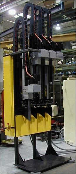 意德拉IDRA半固态压铸设备
