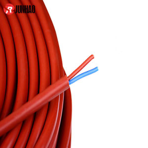 2 Core Silicone Rubber Insulated Power Cable