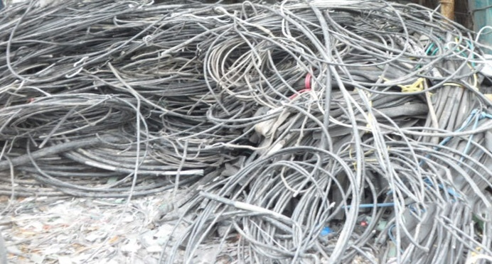 Factory Aluminum Wire Scaps with High Quality