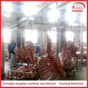 Good Quality Meat Processing Plant with Complete Animals Slaughter Equipments