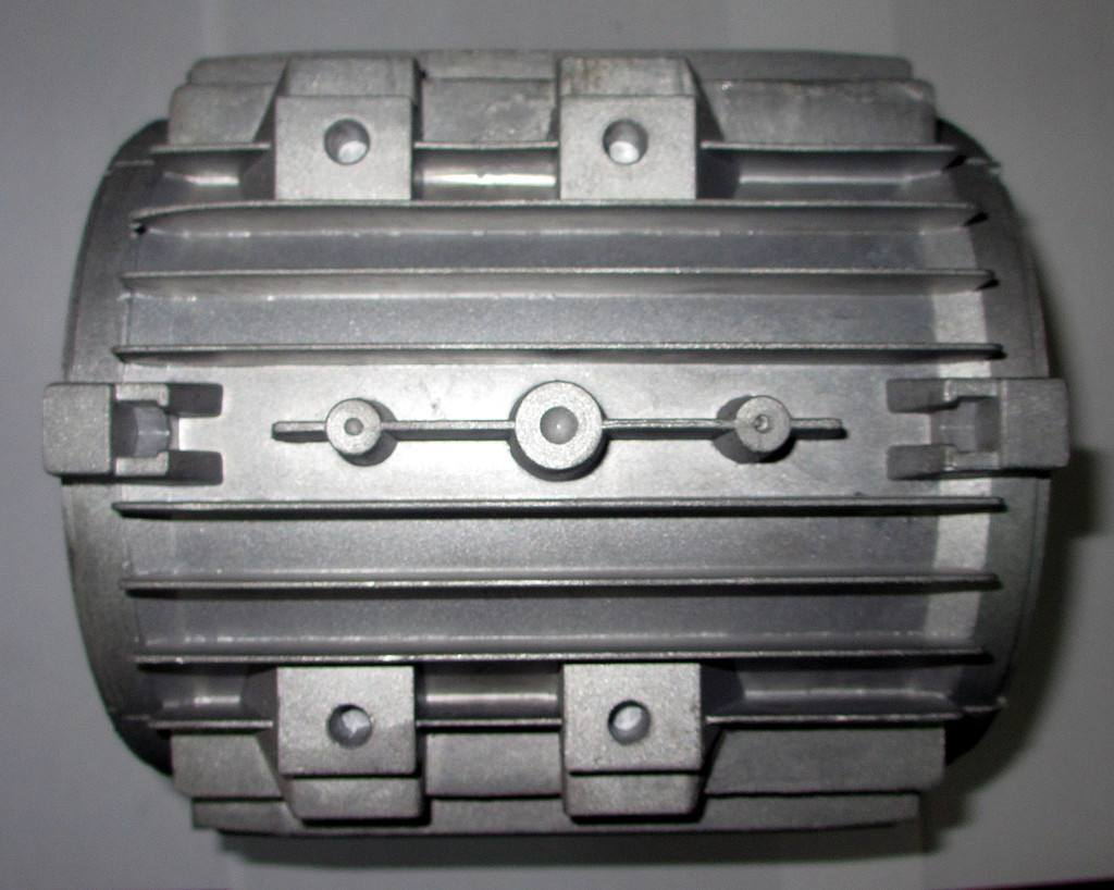 High Quality Die Casting Sand Cast Water Pump Electric Motor pictures & photos