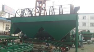 Rotary Screener for Organic Fertilizer Production Line