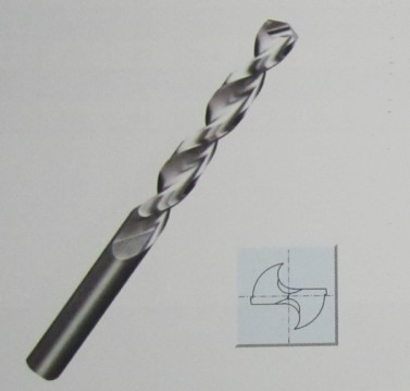 铰刀-整体硬质合金铝用钻头