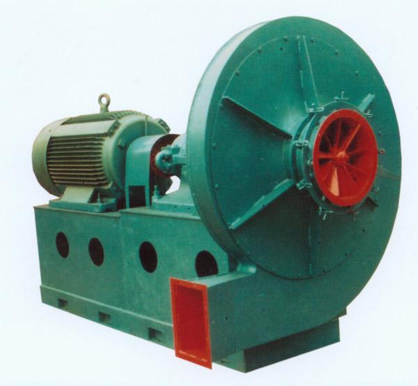 轴流低噪声环保风机锅炉鼓引