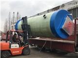 玻璃钢一体化污水提升泵站的优点和缺点
