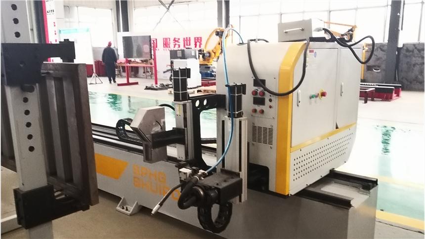 瓦楞板自动焊机集装箱焊机