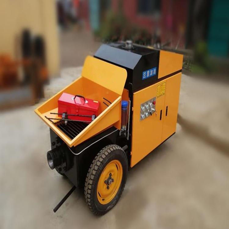 江西德兴新型二次结构专用泵供应商液压水泥砂浆输送泵