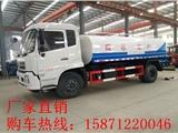 西藏那曲12吨高速洒水车作业
