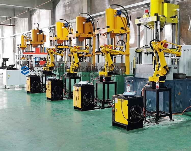 浙江五金自动化冲压拉伸机械手 工业机器人