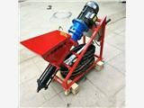 新疆防火门灌浆泵喷涂使用
