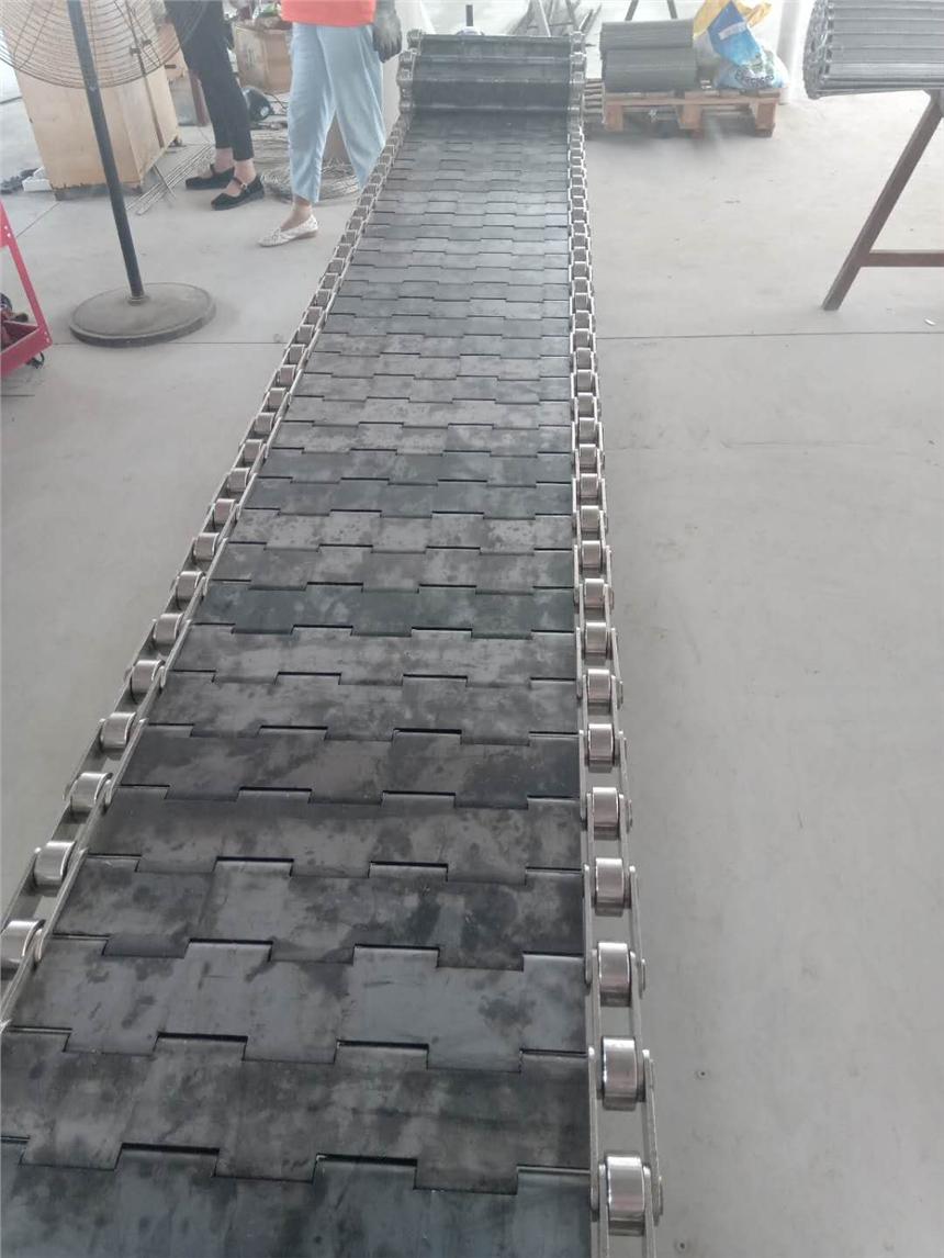 供应304耐高温不锈钢链板输送带及配套产品