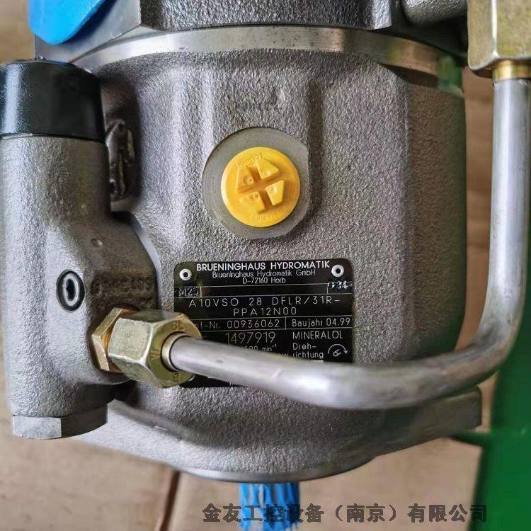 Rexroth力士乐柱塞泵A10VSO28DFLR/31R-PPA12N00