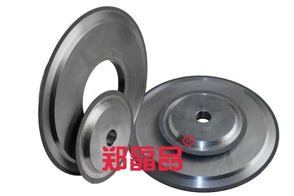郑州晶品供应陶瓷CBN槽磨砂轮