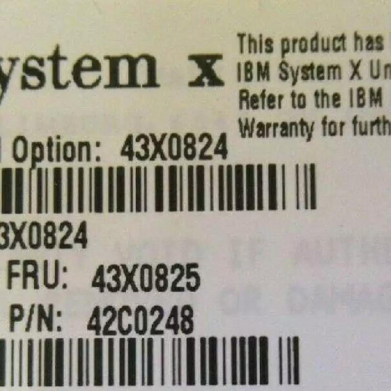 43X0825 43X0824 42C0248 146.8GB 10K 服务器硬盘