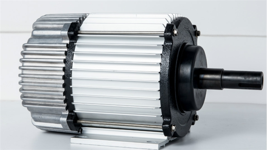 High power and torque Brushless DC motor manufacturer