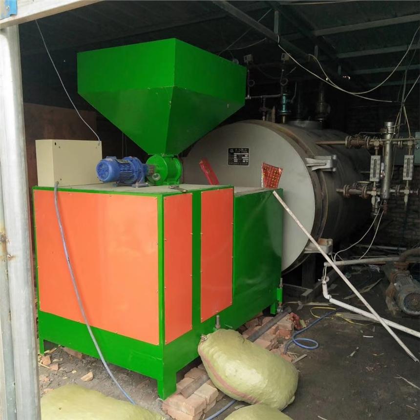 黑龙江七台河锅炉加装100万大卡生物质颗粒燃烧机厂价直销