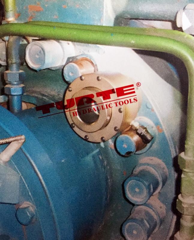 液压螺栓拉伸器,超行程保护、通用性强