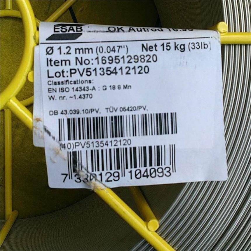 德国法奥迪耐磨焊丝中国销售代表