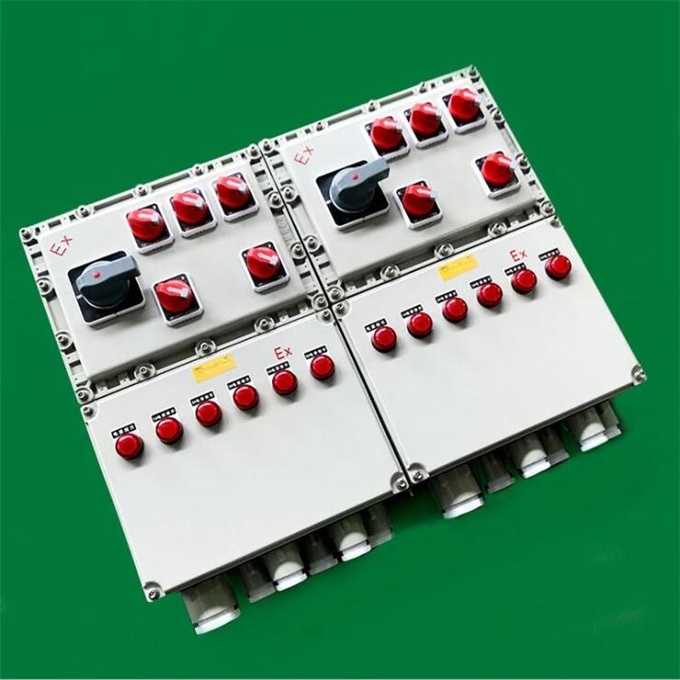 非标定制BXM(D)-T防爆照明动力配电箱