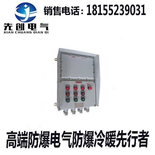 先创防爆配电箱生产厂家材质多选