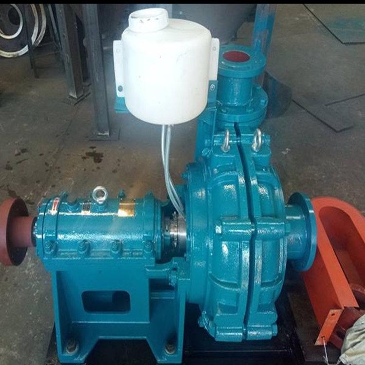 河北爱采泵业供应渣浆泵泵体托架蜗壳护套